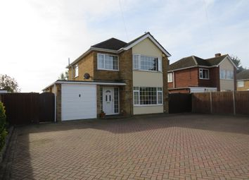 Thumbnail 3 bed detached house for sale in Badgate Road, Donington, Spalding