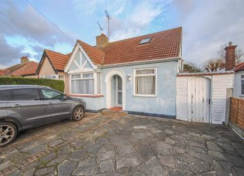 Thumbnail 4 bedroom semi-detached bungalow for sale in Vickers Road, Southend-On-Sea