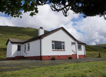 Thumbnail 3 bed detached bungalow for sale in Glenmore, Portree, Isle Of Skye