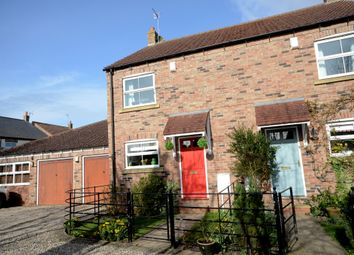 Thumbnail 3 bed semi-detached house for sale in Sadlers Court, Alne, York