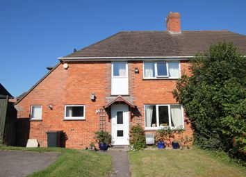 Thumbnail 3 bed semi-detached house for sale in Kings Road, Blandford Forum