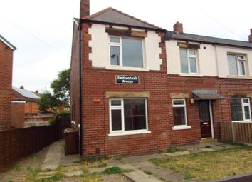 Thumbnail 4 bed semi-detached house for sale in Swithenbank Avenue, Ossett, Wakefield, West Yorkshire