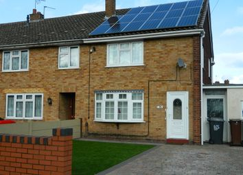 Thumbnail 3 bed terraced house for sale in Rocket Pool Drive, Bilston