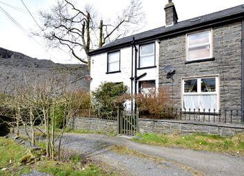 Thumbnail 2 bed semi-detached house for sale in Tan-Y-Bwlch, Rhiwbryfdir, Blaenau Ffestiniog, Gwynedd