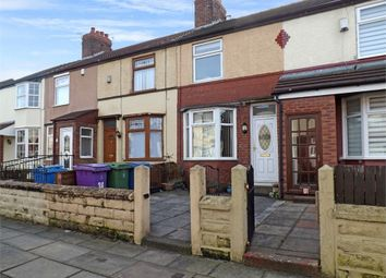 Thumbnail 2 bed terraced house for sale in Pirrie Road, Liverpool, Merseyside