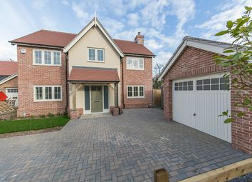 Thumbnail 4 bed detached house for sale in Dedham Road, Ardleigh, Colchester