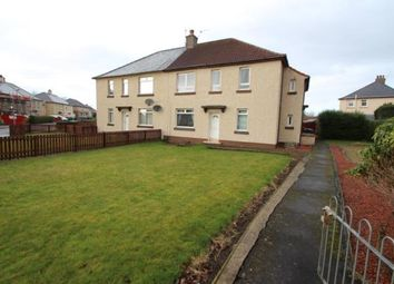 Thumbnail 2 bed flat for sale in Clark Drive, Irvine, North Ayrshire