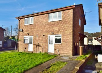 Thumbnail 2 bed semi-detached house for sale in Clos Pantglas, Trethomas, Caerphilly