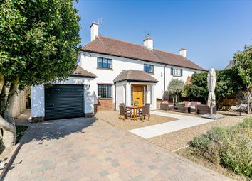 The Paddocks, Weybridge, Surrey KT13. 4 bed semi-detached house for sale