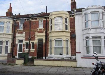 Thumbnail 1 bedroom flat to rent in Ophir Road, Portsmouth