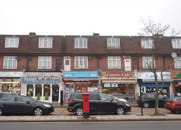 Thumbnail 3 bed flat to rent in Station Parade, Whitchurch Lane, Canons Park