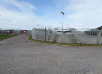 Thumbnail Land to let in North Road, Bridgend Industrial Estate, Bridgend