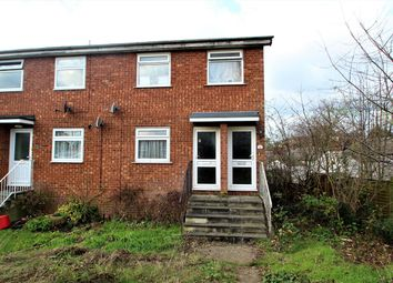 Thumbnail 1 bed maisonette for sale in Springland Close, Ipswich