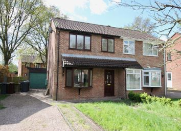 Thumbnail 3 bed semi-detached house to rent in Woodvale Avenue, Lincoln