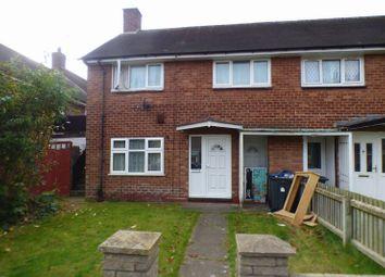 Thumbnail 3 bed terraced house for sale in Blackrock Road, Erdington, Birmingham