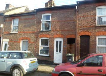 Thumbnail 2 bedroom terraced house for sale in Ashton Road, Luton