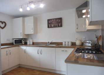 Thumbnail 2 bed flat for sale in Mull Lane, Bletchley, Milton Keynes