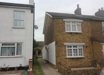 Thumbnail 2 bed end terrace house for sale in Eleanor Road, Waltham Cross, Hets