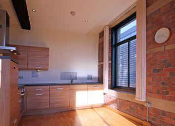 Thumbnail 2 bed flat to rent in Old Mill, Victoria Mills, Salts Mill Road, Shipley