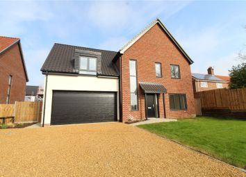 Thumbnail 4 bed detached house for sale in Plot 6 Bankside, Bell Road, Barnham Broom, Norwich