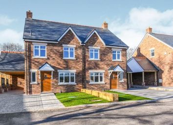 Thumbnail 4 bedroom semi-detached house for sale in Hatters Close, Warrington, Cheshire