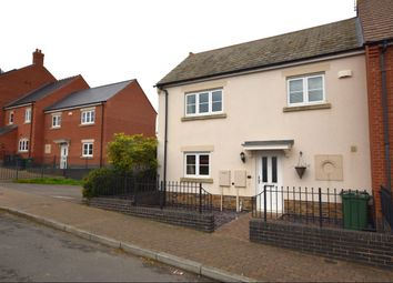 Thumbnail 3 bed semi-detached house for sale in Hallam Fields Road, Birstall, Leicester