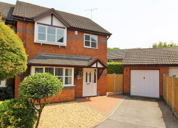 Thumbnail 3 bed property for sale in Lavister Walks, Rossett, Wrexham