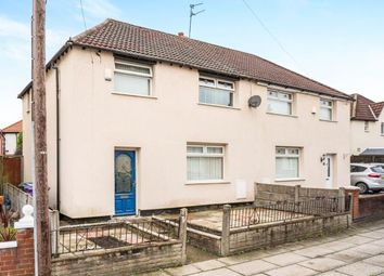 3 bed semi-detached house for sale in Bushey Road, Walton, Liverpool, Uk L4