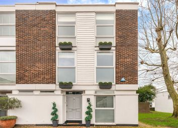 Thumbnail 5 bed end terrace house for sale in Hawtrey Road, Primrose Hill, London