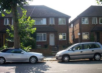 Thumbnail 2 bed maisonette to rent in Vera Avenue, London