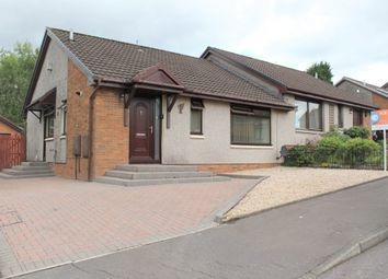 Thumbnail 2 bed semi-detached bungalow for sale in Lairds Hill Place, Kilsyth