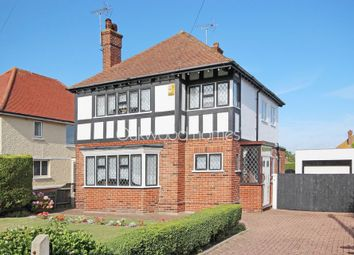 Thumbnail 3 bed detached house for sale in Leicester Avenue, Cliftonville, Margate