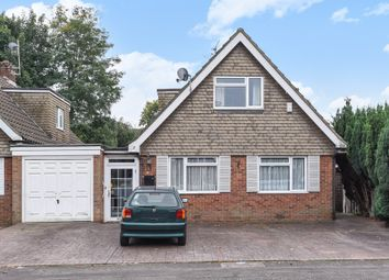 Thumbnail 3 bed detached house for sale in Knighton Close, South Croydon