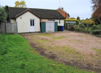 Thumbnail Detached bungalow for sale in Hepworth Road, Stanton, Bury St. Edmunds
