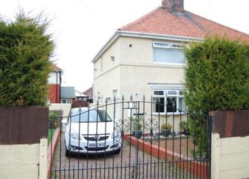 Thumbnail Semi-detached house to rent in Hart Crescent, Blackhall Colliery, Hartlepool