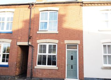 Thumbnail 2 bed terraced house for sale in Harcourt Road, Kibworth Beauchamp, Leicester