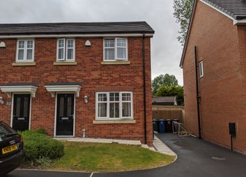 Thumbnail 3 bed semi-detached house for sale in Old Vicarage Gardens, Platt Bridge, Wigan