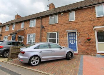 Thumbnail 3 bed terraced house for sale in Glastonbury Road, Carshalton