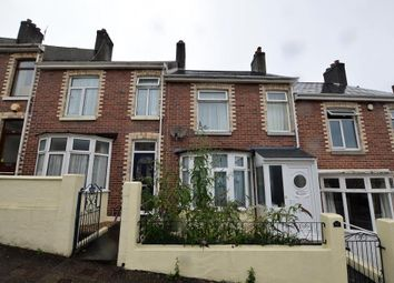 Thumbnail 2 bed terraced house for sale in Clinton Avenue, Plymouth, Devon