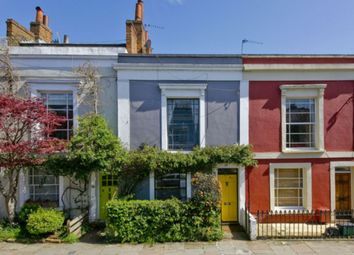 Thumbnail 2 bed terraced house to rent in Leverton Street, Kentish Town