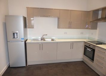 Thumbnail 1 bed flat to rent in Amy Johnson Way, York
