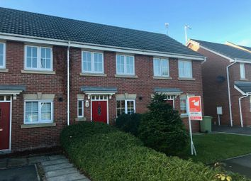 Thumbnail 2 bed terraced house for sale in Whinney Moor Way, Retford