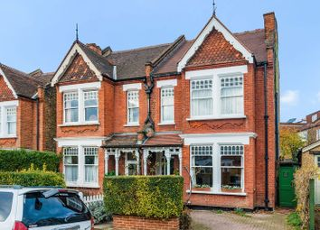 Thumbnail 5 bedroom semi-detached house for sale in Stanthorpe Close, Stanthorpe Road, London