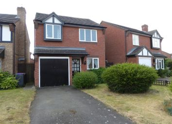Thumbnail 3 bed detached house for sale in Quail Gate, Telford