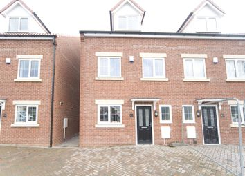 Thumbnail 4 bed semi-detached house for sale in Kingsley Avenue, Hartlepool