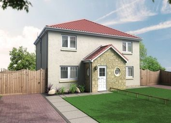 Thumbnail 3 bed semi-detached house for sale in Plot 18, Laurel Bank, Station Road, Springfield, Fife