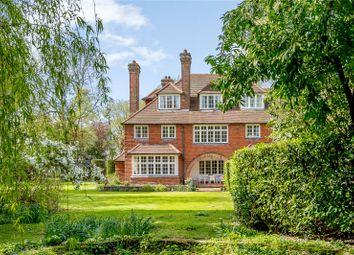 Thumbnail 5 bed detached house for sale in Dormers, Flaunden Lane, Bovingdon, Hemel Hempstead