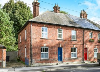 Thumbnail 3 bed end terrace house for sale in Andover Road, Upavon, Pewsey