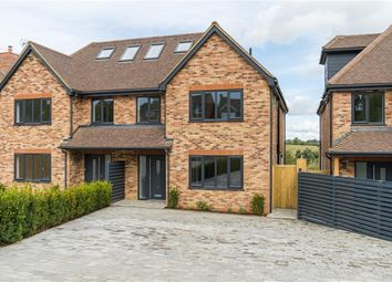Thumbnail 4 bed semi-detached house for sale in Chartridge Lane, Chartridge, Buckinghamshire