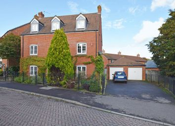 Thumbnail 5 bed detached house for sale in Connaught Way, Alton